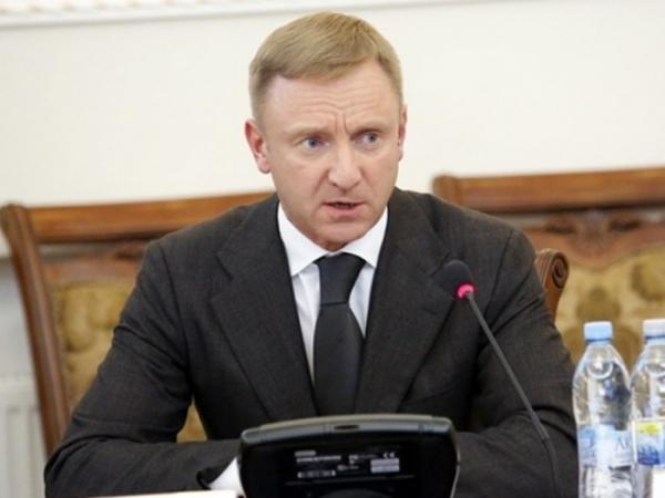 Министр Дмитрий Ливанов на уроке физкультуры