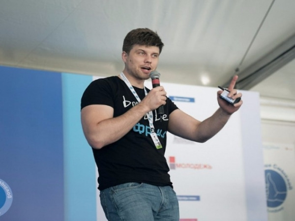 Дмитрий Калаев: «В каждом из вас есть то, что может поменять мир»